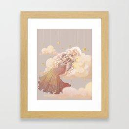 Beauty in Slumber Framed Art Print