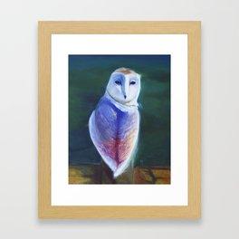Minerva's Owl Framed Art Print