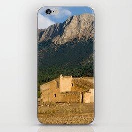 Parque Natural De Sierra Maria-Los Velez iPhone Skin