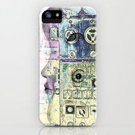 machine dream iPhone Case