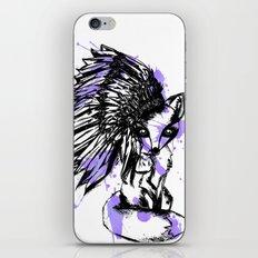 fox spirt  iPhone & iPod Skin