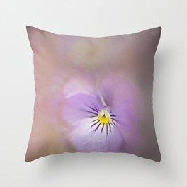 Elegance of Spring Throw Pillow