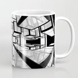 Mathroom sci-fi artwork Coffee Mug