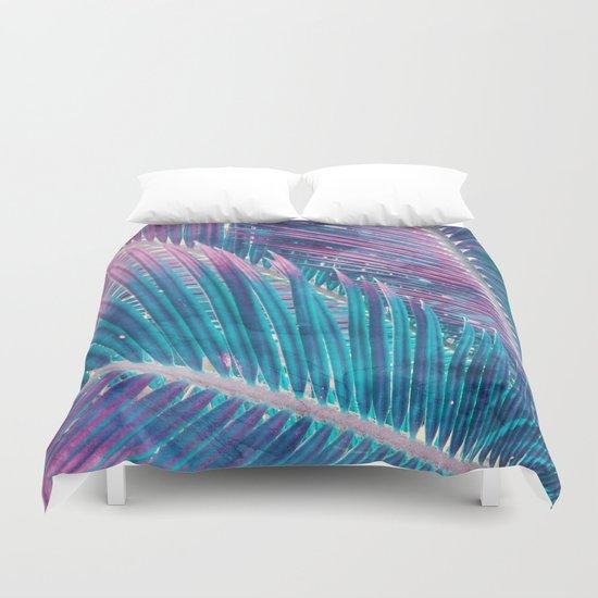 Palm #1 Duvet Cover