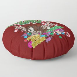 Holiday flavoured Gizmo´s Floor Pillow