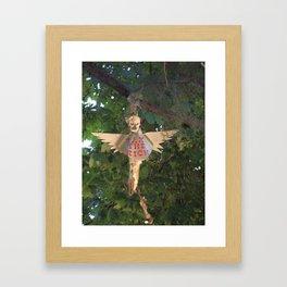 Tax the Rich Framed Art Print