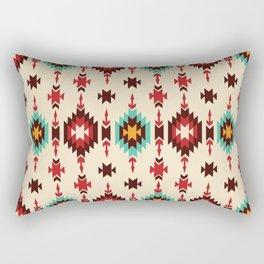 American Native Pattern No. 103 Rectangular Pillow