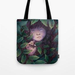 Overgrown: Emilia Tote Bag