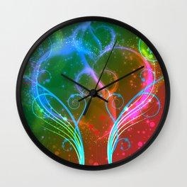 """My Valentine"" Wall Clock"