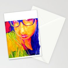 Hailey Seals Stationery Cards