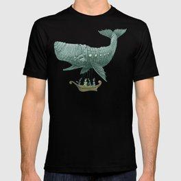 Tea at 2,000 Feet (color option) T-shirt
