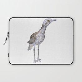 Suspicious Curlew Laptop Sleeve