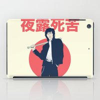 league iPad Cases featuring Minor League by WITHSTAND