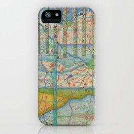 Let Us Do Our Best Even If It Gets Us Nowhere iPhone Case