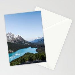 Peyto Lake Landscape Photography Stationery Cards