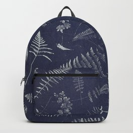 Botanical Fern Backpack