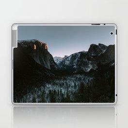 Yosemite Valley Sunrise Laptop & iPad Skin