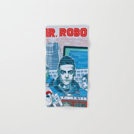 Mr. Robot Hand & Bath Towel