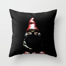 If you go down to the woods tonight Throw Pillow
