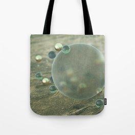 Lost Marbles Tote Bag
