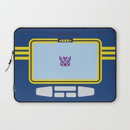 Soundwave Transformers Minimalist Laptop Sleeve