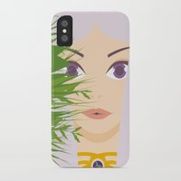khaleesi iPhone & iPod Cases featuring Khaleesi of the Grass Sea by momolady