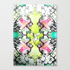 Kaleidoscope Deer Canvas Print
