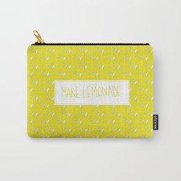 Make Lemonade Carry-All Pouch
