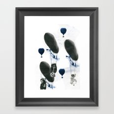 People's palaces Framed Art Print