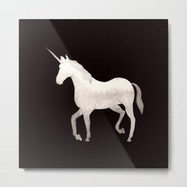 Unicorn Metal Print