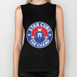Star Cubs The Champ Biker Tank