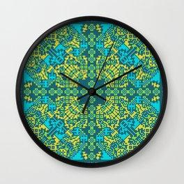 """""""Garden"""" series #7 Wall Clock"""