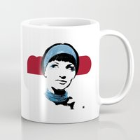 mod Mugs featuring MOD by Matt Irving