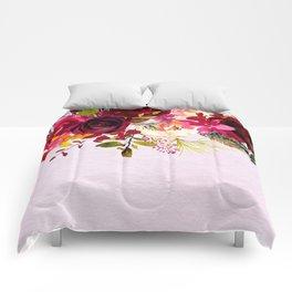 Flowers bouquet #38 Comforters