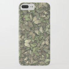 Butterflies camouflage iPhone 7 Plus Slim Case