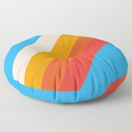 Classic Retro Gefjun Floor Pillow
