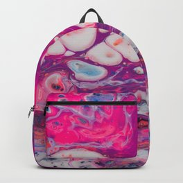 Lifeline Acrylic Pour 3785 Backpack