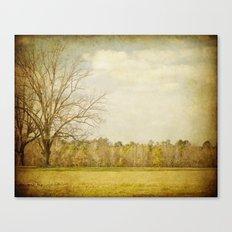 Pastoral Canvas Print