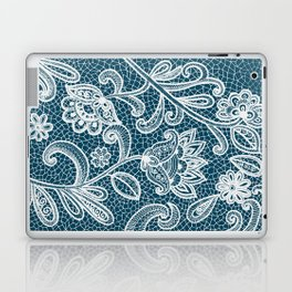 Lace on Paper Laptop & iPad Skin