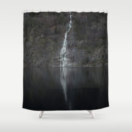 Waterfall (The Unknown) Shower Curtain