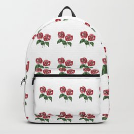 Oh my roses! Backpack
