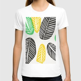 Summer Leaves T-shirt
