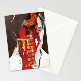 Obscured Face Stationery Cards