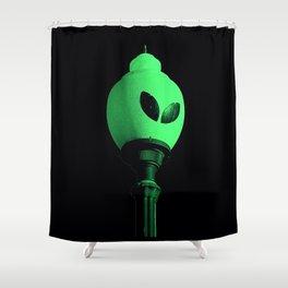 Merculoid Shower Curtain