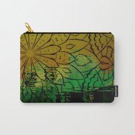 Flower avante Carry-All Pouch