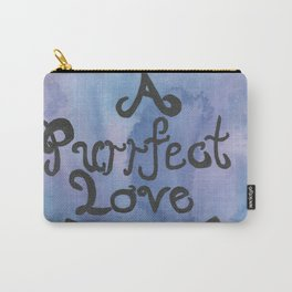 A Purrfect Love Carry-All Pouch