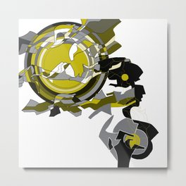 Tonada de Luna LLena Metal Print