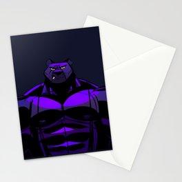 Killer Panther Wrestler! Stationery Cards