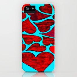 Valentines at Tiffanys iPhone Case