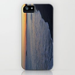 Sunset-Marblehead MA  iPhone Case
